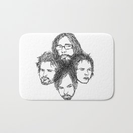 Kings of Leon Bath Mat
