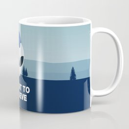 I WANT TO BELIEVE - METS Coffee Mug