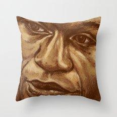 the money Throw Pillow