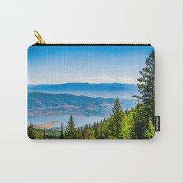 Park City Deer Valley Utah Landscape Print Carry-All Pouch