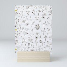 Zoned Out Mini Art Print