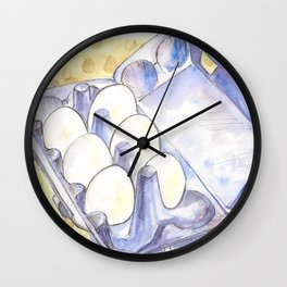 Before Easter Wall Clock