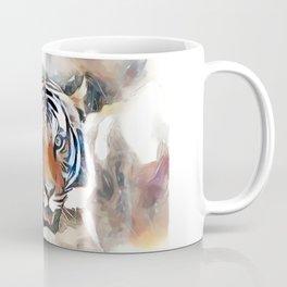 Tiger, the God of the Mountain Coffee Mug