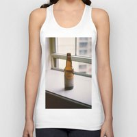 beer Tank Tops featuring Beer by Photos by Madison