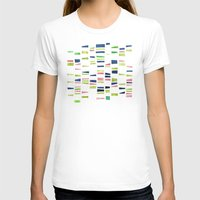 dna T-shirts featuring DNA by insemar