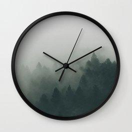 Autumn #4 Wall Clock