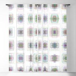 6x6 07 - gallery of modern gyroscopes Blackout Curtain