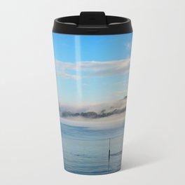 Fog rolling in... Travel Mug