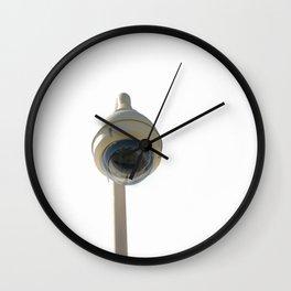 Security Camera Wall Clock