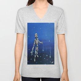 Starfall Unisex V-Neck