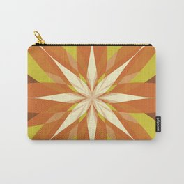 Flowering Quilt Carry-All Pouch