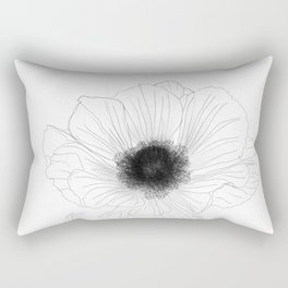 Anenome Rectangular Pillow