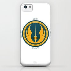 The Jedi Code Slim Case iPhone 5c