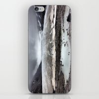 lee pace iPhone & iPod Skins featuring Glacial Pace by MARLER MADE