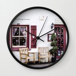 Skiddaw Reflections Wall Clock