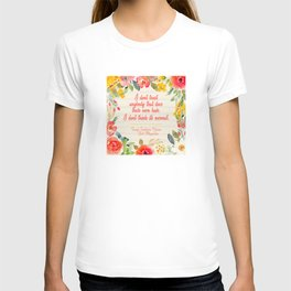 Truvy Southern Charm Series Don't Trust Anyone That Does Their Own Hair Steel Magnolias T-shirt