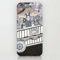 Animals on a Wagon iPhone 6s Slim Case