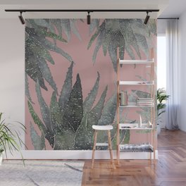 Giant succulents 02 Wall Mural