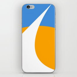 Redding City Flag iPhone Skin
