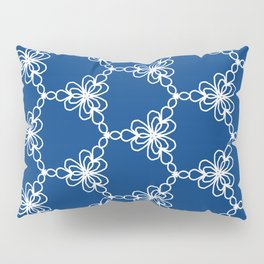 Pattern lace vector Pillow Sham