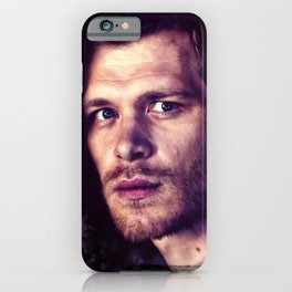 Klaus Mikaelson iPhone Case
