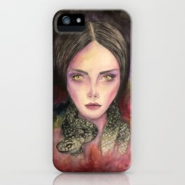 Guilty Conscience iPhone Case