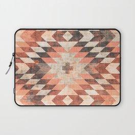 native coral diamond Laptop Sleeve