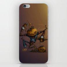 Freddy Pumpkins iPhone & iPod Skin