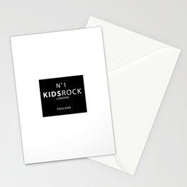 Nº1 KIDSROCK LONDON, ENGLAND Stationery Cards