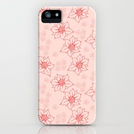 Petite Pink iPhone Case