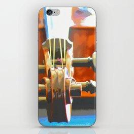 Cello Mood iPhone Skin