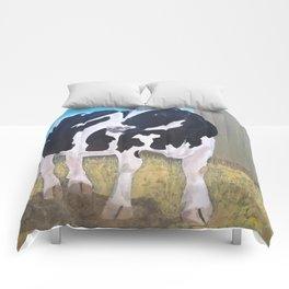 Cow - Farm Sanctuary Comforters