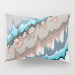 Abstract Meander Pillow Sham