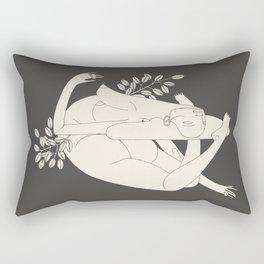 Arc Rectangular Pillow