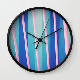 Rock around the dock Wall Clock