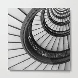 Rookery Stairs Metal Print