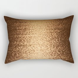 The Smoke Filtered Light from the Sonoma County Fires Rectangular Pillow