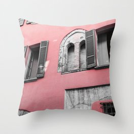 Third Wall Throw Pillow