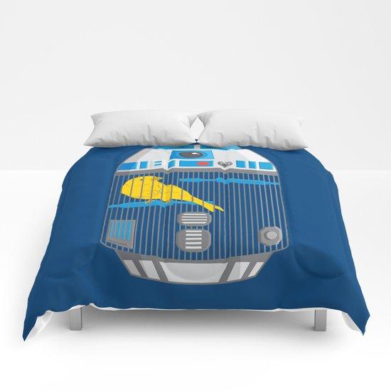 R2 Birdcage Comforters