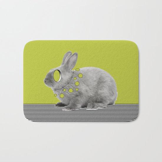 Rabbit my way Bath Mat