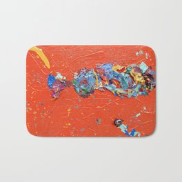 Rooted 2 by Nadia J Art Bath Mat