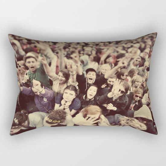 Little somethings Rectangular Pillow