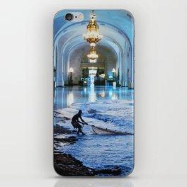 Undertow Hall iPhone Skin