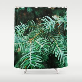 Pine Shower Curtain