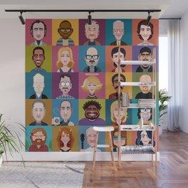 Comics of Comedy: XK9 Edition Wall Mural
