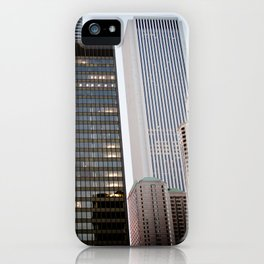 Day in Chicago iPhone Case