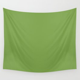 Gifts from the Garden ~ Leaf Green Wall Tapestry