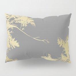 Night's Sky Gold & Grey Pillow Sham