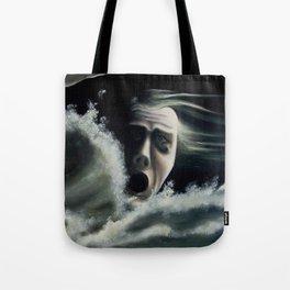 Man overboard Tote Bag