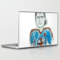 hockey Laptop & iPad Skins featuring Hockey by short stories gallery